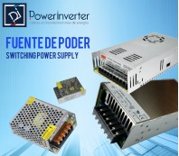 FUENTE DE PODER - SWITCHING POWER 100 - 120VAC /110VDC  5A (550W)