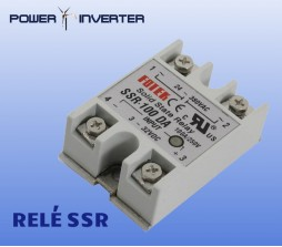 SOLID STATE RELAY MODULE 24V-380AC TO 3-32VDC 25A