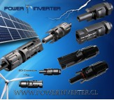 PAR CONECTOR  MC4 - CABLE SOLAR